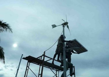 High Power Production House Mounted Wind Turbine 1000 Watt With Hydraulic Tower