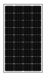 China 150W IP65 36 Cells Home Solar And Wind Power Systems With Black Frame factory